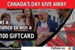 Blackcircles Canada Day Contest