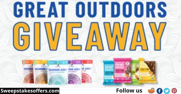 Quantum Energy Great Outdoors Giveaway