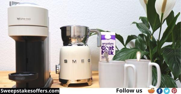Meyenberg Goat Milk Latte Coffee Giveaway