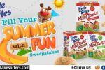 Little Bites Summer Fun Sweepstakes
