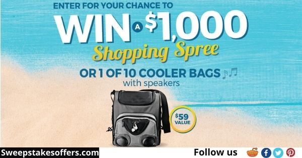 Teppermans Shopping Spree Giveaway