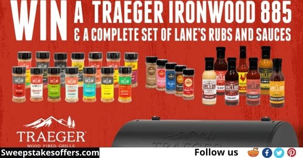 Traeger Ironwood BBQ Set Giveaway