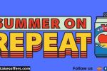 Victory Brewing Company Summer on Repeat Sweepstakes