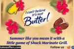 I Can't Believe Its Not Butter Summer Sweepstakes