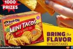 Jose Ole Bring the Flavor Sweepstakes