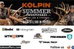 Kolpin The Crush with Lee & Tiffany Sweepstakes