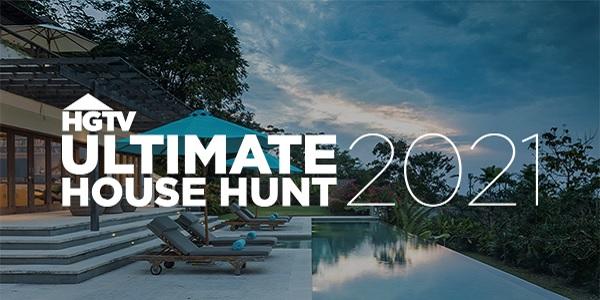 HGTV Ultimate House Hunt Giveaway