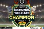 College Football Playoff National Championship Sweepstakes