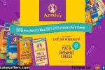 Annie's Extremely Cheesy Sweepstakes