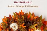 Balsam Hills Season of Change Fall Giveaway