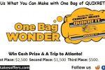 QUIKRETE One Bag Wonder Contest