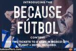 Because Futbol Contest