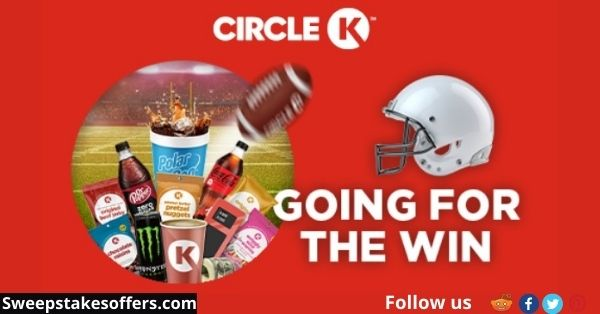 Circle K Scratch and Match Instant Win Game and Sweepstakes
