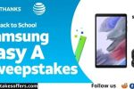 AT&T's Ace Back to School Thanks Sweepstakes