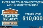 Rockler Dream Shop Giveaway