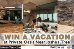 Omaze Whisper Rock Ranch Vacation Sweepstakes
