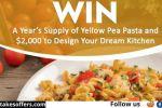 Zenb Pasta Giveaway