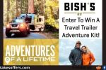 A One-Of-A-Kind Travel Trailer Adventure Kit Sweepstakes