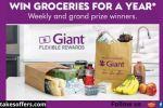 The Giant Flexible Rewards Sweepstakes