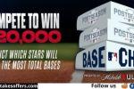 MLB Base Chase Contest