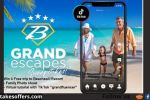 Beaches GrandEscapes Sweepstakes