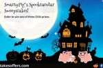 SmartyPig Spooktacular 2021 Sweepstakes