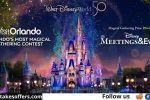 Visit Orlando's Most Magical Gathering Contest