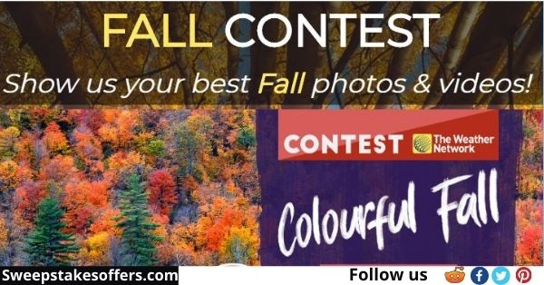 The Weather Network Colourful Fall Contest