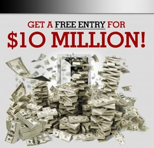 PCH Contest Get A Free Entry For 10 Million SuperPrize Sweepstakes PIT