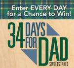 father day sweepstakes