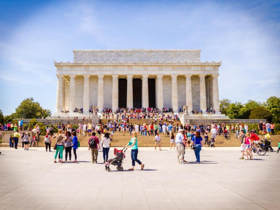 Washington DC Tourism Family Fun Summer Sweepstakes