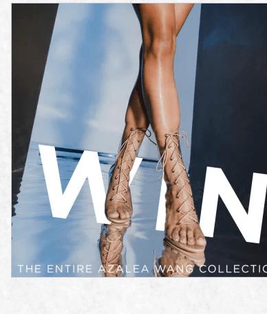 Akira - Azalea Wang Shoe Collection Sweepstakes