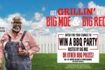 Big Red's Grillin' With Big Moe Sweepstakes 2018