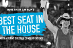 Blue Chair Rum Best Seat in the House Sweepstakes