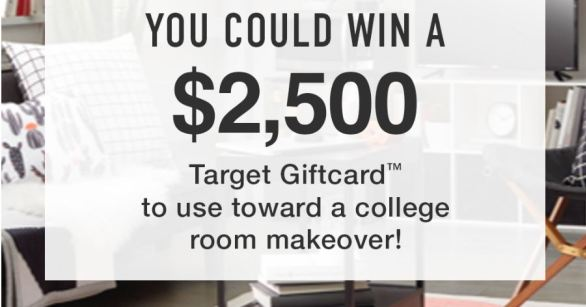college room makeover sweepstakes - Win A Free Gift Card