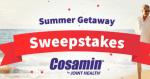 Cosamin Summer Getaway Sweepstakes