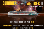 Eaglemoss Collection Summer of Trek Sweepstakes