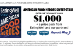 Eating Well - American Food Heroes Sweepstakes