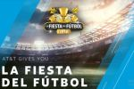 AT&T Fiesta Box Central Sweepstakes-Futbol Fiesta 2018