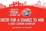 The Good Humor Sweet Summer Adventure Sweepstakes