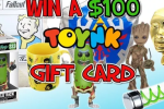 ToynkToys $100 Summer Sweepstakes Virtual Gift Card