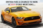 ESSENCE Win Ford Mustang Sweepstakes