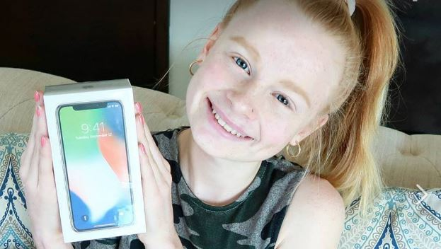 Family Fizz iPhone X Giveaway