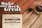 HGTV.com Make Your Deck Great Sweepstakes