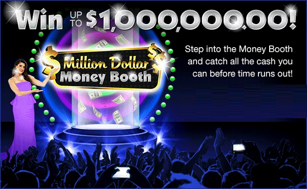 PCH Million Dollar Money Booth Giveaway