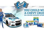 Guess How Many Scott Rolls are inside the Scott Race Car and Win Contest