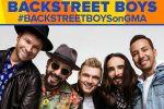 Romeo's Backstreet Boys Sweepstakes - Win A Trip