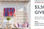 Domino End of Summer Soiree Sweepstakes