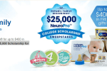 Enfamil College Scholarship Sweepstakes