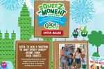 GoGo squeeZ squeeZ the Moment Sweepstakes
